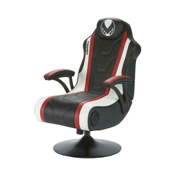Enjoyable Mayhem Maestro 4 1 Wireless And Bluetooth Pedestal Gaming Chair Uwap Interior Chair Design Uwaporg